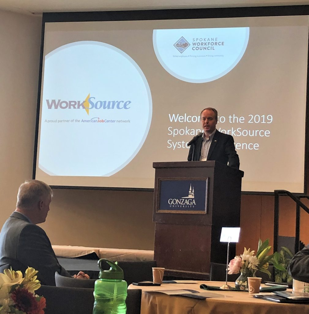 Work Source Conference at Gonzaga University