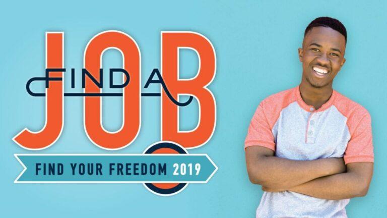 2019 Next Gen Job Fair promo