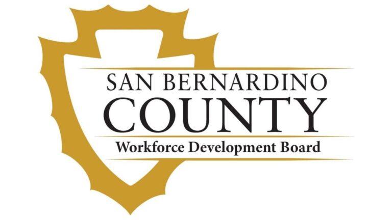 San Bernardino County Workforce Development Council logo