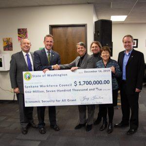 EcSA Grant Launch