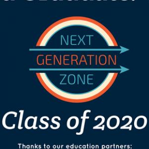 Next Generatzion Zone - Class of 2020