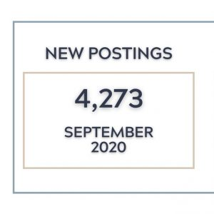 September job postings