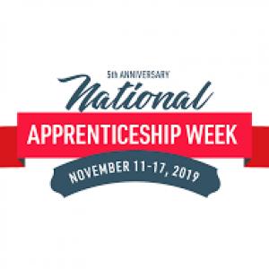 National Apprenticeship Week banner