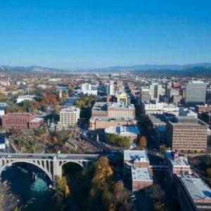 Image of Downtown Spokane